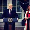 Tolak Hadiri Inaugurasi Biden, Trump dan Melania Tinggalkan Pesan Singkat di Gedung Putih