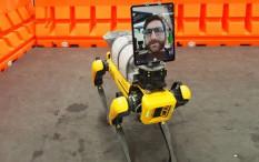 WOW! Robot Berteknologi Tinggi Ini Bisa Lindungi Tenaga Medis dari Virus Corona
