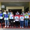 Harumkan Nama Solo, Gibran Berikan Dana Apresiasi 12 Atlet Binaan PMS