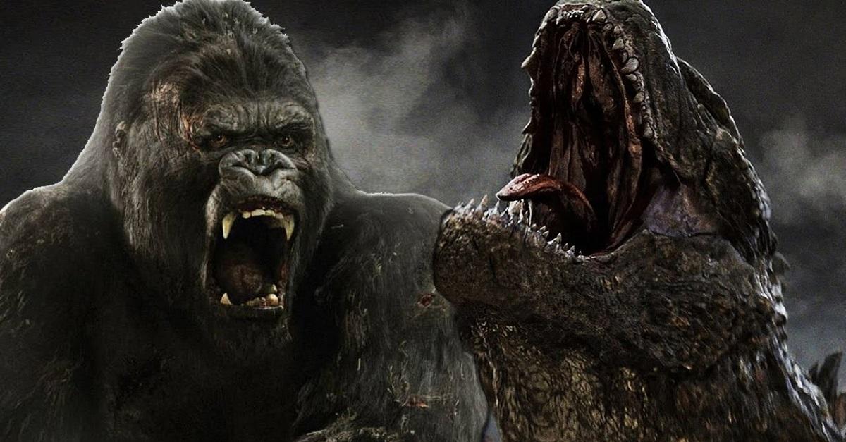 Godzilla vs Kong (Sumber: Dread Central)