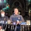 Polisi New York Tembak Mati Pria Bersenjata di Gereja Katedral