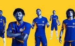 Chelsea Rilis Jersey Anyar Musim 2017/2018
