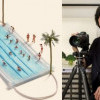 Perspektif Kreatif di Masa Pandemi Ala Fotografer Miniatur Tatsuya Tanaka