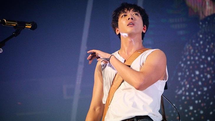 Melihat Bakat Jung Yong Hwa, JYP Sedih