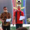 Wahid Foundation Resmikan Kelurahan Damai Toleran, Ganjar: Warga Makin Rukun