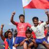 Peselancar Filipina Penyelamat Nyawa Atlet Indonesia Dapat Gelar Pahlawan