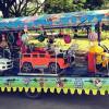 Mengenal Asal Muasal dan Perjalanan Odong-Odong di Jakarta