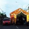 Cuma di Negeri Aing Pesta Pernikahan Sampai Menutup Jalan