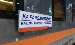 PT KAI Luncurkan KA Pangandaran Jakarta-Banjar, Tarif Promo Rp 1
