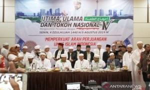 Gerindra Minta Jokowi Akomodasi Keputusan Ijtima Ulama IV