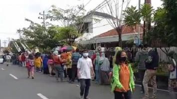 18.304 Pelaku UMKM Solo Lolos Syarat Administrasi Bantuan Sosial Produktif Rp2,4 juta