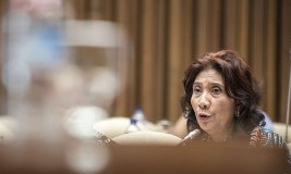 Menteri Susi: Kesejahteraan Petambak Garam Tanggung Jawab KKP