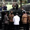 Bertemu Perdana di Acara Resmi, Gibran: Pak Presiden Soroti Solo Kurang Hijau