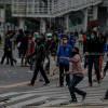 Dua Orang Jadi Tersangka Kasus Pengerusakan saat Demo Omnibus Law di Kaltim