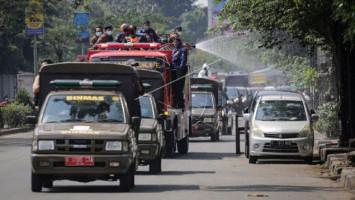 Kota Tangerang Optimalkan Program Tangguh Jaya Sigacor Kendalikan COVID-19