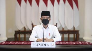 Jokowi Perintahkan Respon Cepat Penanganan COVID-19 di Luar Pulau Jawa