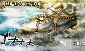 Kolaborasi Nyentrik ala Puma x 'One Piece'