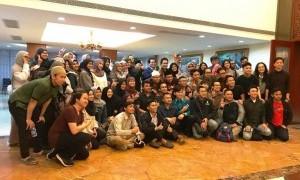 PPI Tiongkok Bantu Korban Gempa Lombok