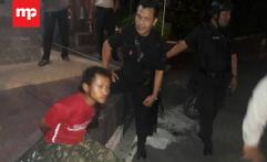 Bertingkah Mencurigakan, Pria Berjenggot Diamankan Polisi