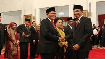 Sudah di Setneg, Perpres KPK Bakal Diteken Jokowi?