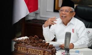 Wapres Minta Menkeu Segera Anggarkan Pembebasan Lahan Universitas Islam Internasional