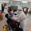 Muncul Klaster PTM di Jateng, Gibran Tes Acak Antigen 149 Siswa SMKN 2 Solo