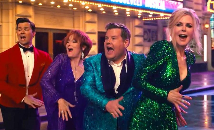 The Prom, Kampanye LGBT Lewat Film di Netflix