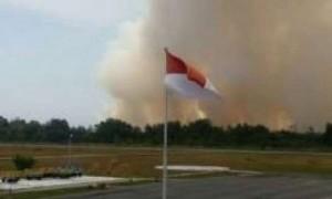 Asap Kebakaran Lahan dan Hutan Mulai Cemari Udara di Pekanbaru