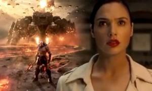 Wonder Woman Temukan Eksistensi Darkseid di Justice League's Snyder Cut