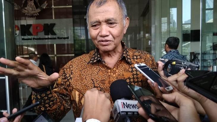 Ketua KPK Prihatin KPU Bolehkan Eks Koruptor Maju Pilkada