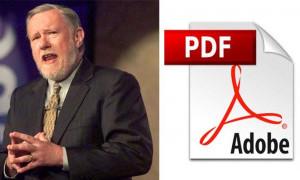 Charles Geschke, Pendiri Adobe Sekaligus Penemu PDF, Meninggal Dunia