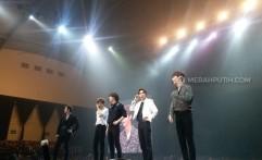 Mulai NU'EST hingga DnE, Grup Idola Tampil Memukau di Super K-Pop Festival 2019