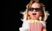 Biar Tidak Rewel, Simak 5 Tips Ajak Anak Nonton Bioskop