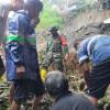 2 Orang Tewas akibat Tanah Longsor di Semarang