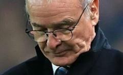 Manajer Leicester City Claudio Ranieri Dipecat