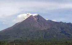 7 Kali Guguran Lava, Boyolali Diguyur Hujan Abu Vulkanik