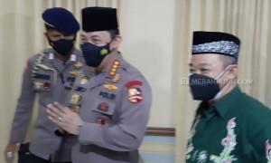 Temui PP Muhammadiyah, Kapolri Listyo Susun Strategi Hadapi Radikalisme