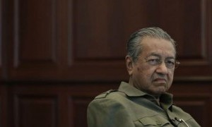 Mahathir Tegaskan Malaysia Tidak Akui Israel
