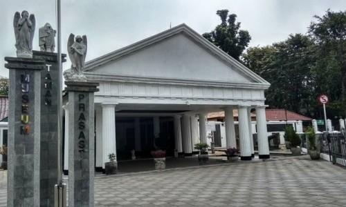 Museum Taman Prasasti, Tempat Pemakaman Kuno di Jakarta