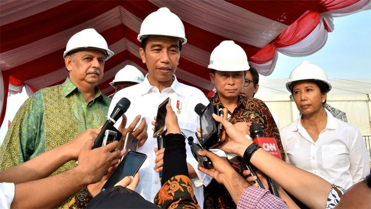 Survei Indikator: Hanya 6 Persen Publik yang Anggap Jokowi Anti-Islam