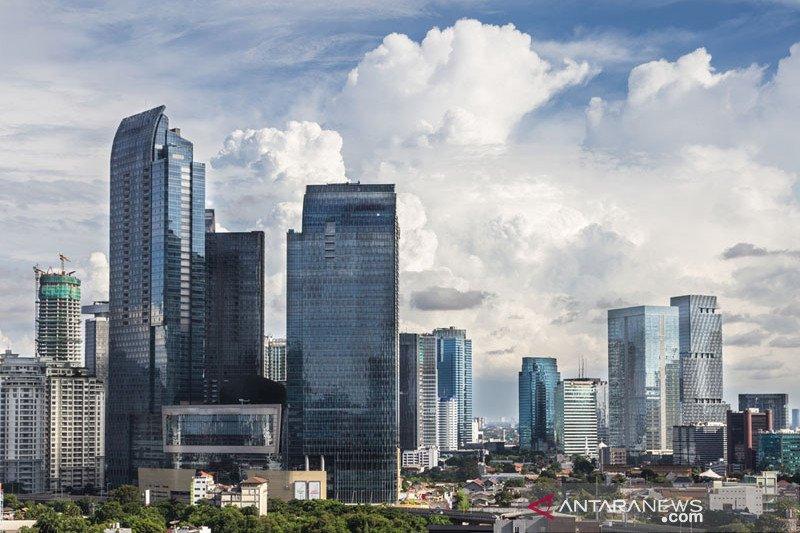Cuaca Jakarta Hari Ini Cerah dan Hujan Ringan