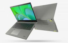 Acer Buat Laptop dari Plastik Daur Ulang