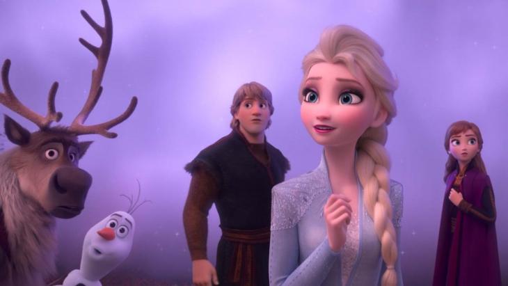 Baru Rilis, Frozen 2 Mampu Duduk di Puncak Box Office