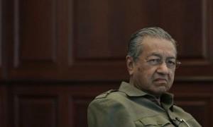 Mahathir Mohamad Dilantik Jadi Perdana Menteri Malaysia