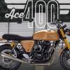Cleveland Cyclewerks Ace 400 Hadir dengan Warna Baru