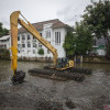 Bangun Pompa Ancol Sentiong Rp437 miliar, Banjir di Jakarta Diharapkan Berkurang