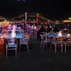 Restoran Riverside Tempat Makan Romantis Berlatar Belakang Jembatan Ampera