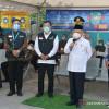 Wapres Tinjau Simulasi Vaksinasi COVID-19 di Bekasi
