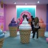 Pink Ice Cream Wisata Anyar di Kota Cirebon