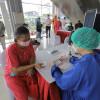 Ingat! Pelaksanaan Vaksinasi di Empat Stasiun Dimulai Pukul 10.00 WIB